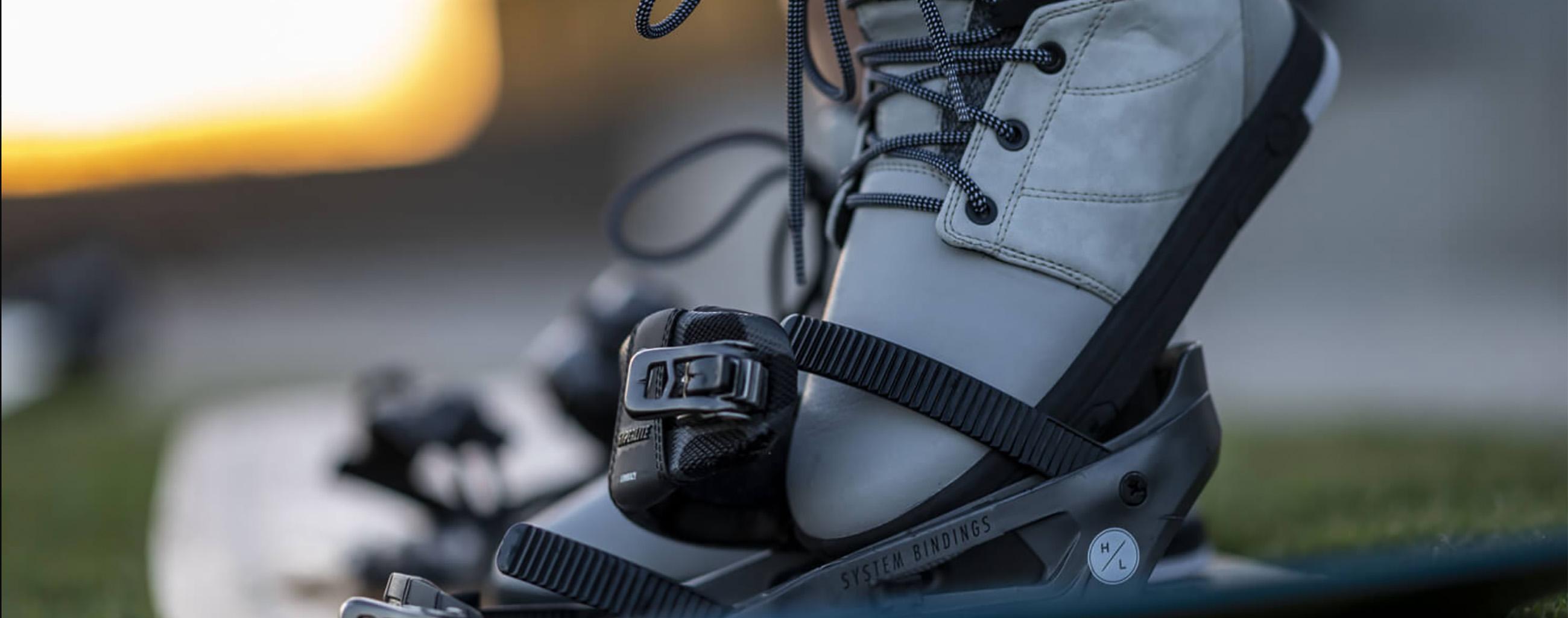 Hyperlite System Bindungen & Boots;Distortion und Relapse Boots wieder erhältlich
