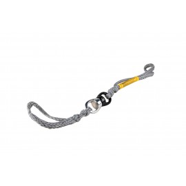 Rope Spinner - Surf Rope & Mainline Attachment - Silver