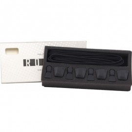 Ronix AutoLock Kit - Black     (Set 4 Laces and AutoLocks)