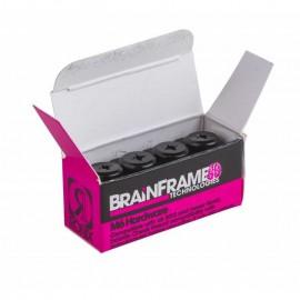 M6 Brain Frame Boot Hardware- Set of 4