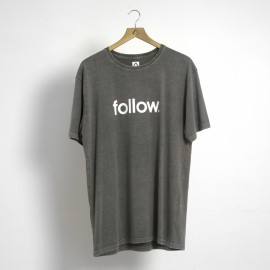 Stone Corp Mens Tee - L - Grey