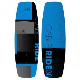 Cable Ride - Blue / Black / Charcoal - 138