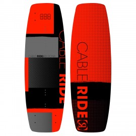 Cable Ride - Red / Black / Charcoal - 134