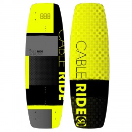 Cable Ride - Yellow / Black / Charcoal - 129