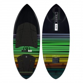 Modello Skimmer - Black / Green / Orange - 4'10