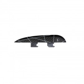 "1.0"" - Floating Fin-S 2.0 Tool-Less Fiberglass - Center Surf Fin"