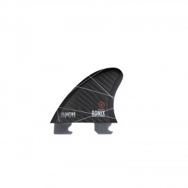 "3.0"" - Floating Fin-S 2.0 Tool-Less Fiberglass - Right Surf Fin"
