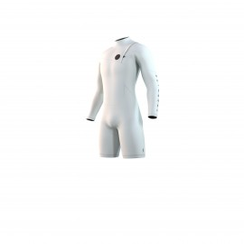The ONE Longarm Shorty 3/2 Zipfree - white