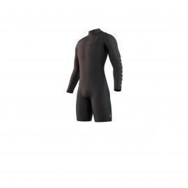 The ONE Longarm Shorty 3/2 Zipfree - black