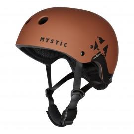 MK8 X Helmet - Rusty Red