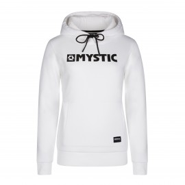 Brand Hoodie Sweat Women - White