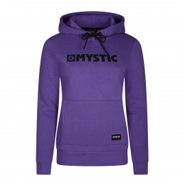 Brand Hoodie Sweat Women - Purple