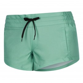 Miss Hybrid Walkshort Women - Seasalt Green - S