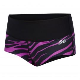 Caro Boardshort - Black/Pink - S