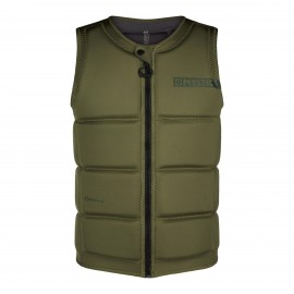 Star Impact Vest Fzip Wake CE - Green