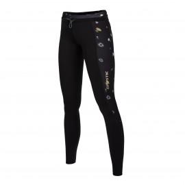 Diva Neo Pants 2/2mm Bzip Women - Black/Multi