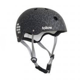 Pro Graphic Helmet - Leopard